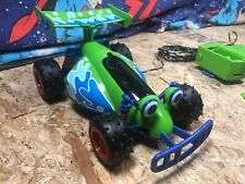 Disney Toy Story RC Free Wheel Buggy Wired RC Thinkway Toys Remote Controlled