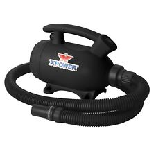 XPOWER A-5 2 HP Air Duster/Dryer/ Mini Vacuum/ Air Pump/ Computer Cleaner