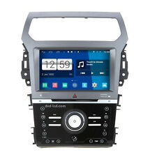 "Ford Explorer car DVD player GPS navigation system autoradio Stereo Headunit 9"""