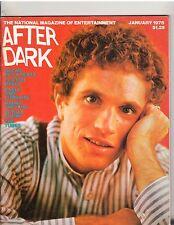 AFTER DARK entertainment magazine/PAUL RUDD/Oscar De La Renta/The Tubes 1-76