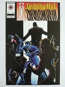 Shadowman (1992) #8 - Very Fine/Near Mint