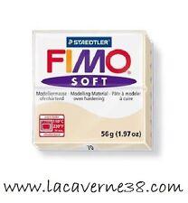 Pain de pâte polymère FIMO Soft 70 création bijoux perles