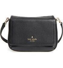 Kate Spade New York Cobble Hill Abela Crossbody Shoulder Bag (Black)