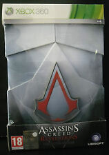 ASSASSIN'S CREED REVELATIONS COLLECTOR'S EDITION NUOVA VERSION ITALIANA XBOX 360