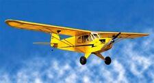 "Alien Aircraft 42"" Inch Piper J3 J-3 Laser Cub Balsa Wood RC Airplane Kit"