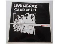 Leningrad Sandwich-Go East-LP