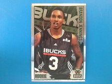 2009-10 Panini NBA Basketball n.104 Brandon Jennings Milwaukee Bucks