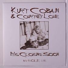 KURT COBAIN & COURTNEY LOVE / HOLE: It's Closing Soon / Beautiful Sun / Dool Pa