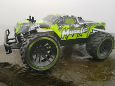 Monster Truck Buggy 2.4ghz Radio Remote Control Car Rc Off Road - High Speed