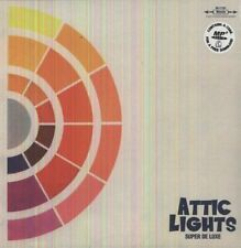 LP ATTIC LIGHTS SUPER DE LUXE VINYL  TEENAGE FANCLUB