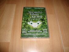 EL SECRETO DEL LIBRO DE KELLS SECRET OF KELLS ANIMACION EN DVD NUEVO PRECINTADO
