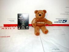 1999 Mankind mini bear series PROMO  REAR !!!!!!!!!!!!!!!!!!!!!!!!!!!