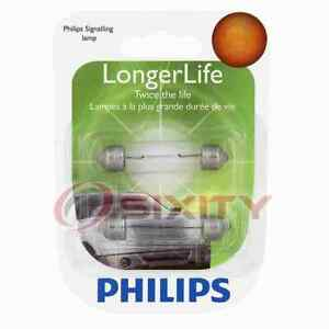 Philips Dome Light Bulb for Nissan Quest 2004-2009 Electrical Lighting Body ng