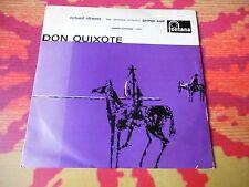 ♫♫♫ R. Strauss-Don Quixote-Szell/Fournier * Fontana PROMO 699 528 CL ♫♫♫