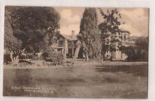VINTAGE POSTCARD GIRLS' GRAMMAR SCHOOL, MARYBOROUGH QLD 1900s