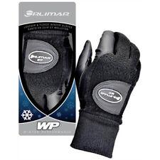 Orlimar Men's Winter Performance Fleece Golf Gloves (Pair) Black Large - NEW!