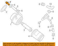 GM OEM Oil Cooler-Adapter 24504107