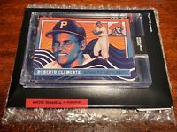 TOPPS PROJECT 2020 #103 ROBERTO CLEMENTE SP (PR) PRINT RUN ONLY ~ 11577! #HOF