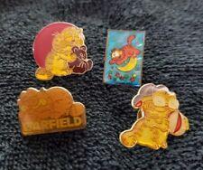 Vintage Garfield pins Set of 4