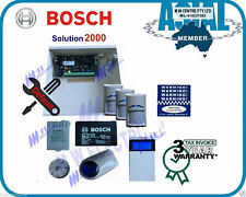 BOSCH ALARM Solution 2000 3 PIR security System 3000 board limited stock