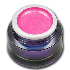 Premium Glitter Farb UV Gel Pearly Pink Nageldesign 5ml  #00562-20