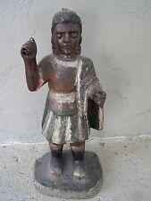 1920s Wood Santo - Saint Michael/San Miguel - Guatemala