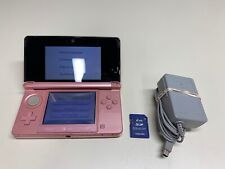 NINTENDO 3DS HANDHELD CONSOLE CTR-001 W/ CHARGER *FULLY FUNCTIONAL*