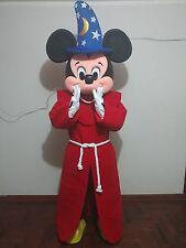 Disfraz ( costume, botargas, mascot) HERMOSO MICKEY MAGIC TRAJE PARA ADULTO