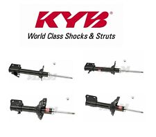 KYB Excel-G Front and Rear Strut Assemblies Fits Subaru Forester 04-05 H4 2.5L