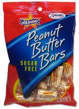 Atkinson's SUGAR FREE Peanut Butter Bars 3.75 Oz