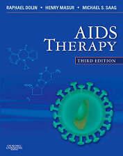 Aids therapy e-réédition: livre avec en ligne de mises à jour, 3e par dolin md, raphael, masur