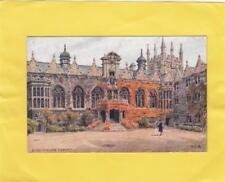 ORIEL  COLLEGE         ,    OXFORD    ( T80 )
