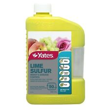YATES LIME SULFUR INSECT & DISEASE CONTROL 500ML