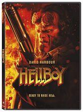 New! Hellboy - (Dvd, 21019)