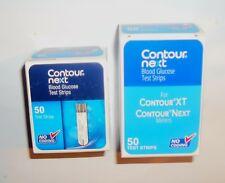 CONTOUR NEXT XT- Diabetes BLOOD GLUCOSE (Sugar) TEST STRIPS 50 /Box