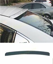 Rear Roof Factory Style Spoiler Wing For 09 15 Chevrolet Chevy Cruze Sedan Abs Fits Cruze