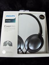 Philips Flite SHL4805DC Over-Ear Headphones Headphones with Mic