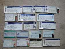 chelsea home ticket v dynamo kiev 4/11/15 uefa cl