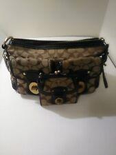 COACH Legacy Signature 65th Anniversary Shoulder Bag Handbag Purse Satchel  10339 da5c4c305747b