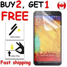 Transparent Clear Screen Protector for Samsung Galaxy Note 3