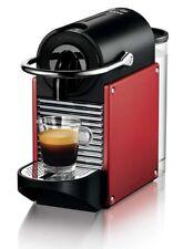 Cafetera Delonghi En125r Pixie Nespresso rojo