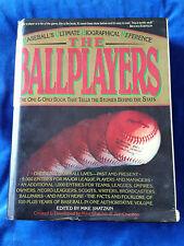 The Ballplayers (1990, Hardcover) book