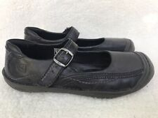 Keen Women's Black Leather Mary Jane Athletic Cushioned Comfort Shoes Size 7,5 M