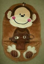 Fisher Price Calming Vibrations Deluxe Monkey Bouncer #W9458 SEAT COVER