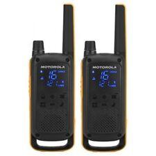 MOTOROLA T82 EXTREME : talkies walkies avec malette et accessoires