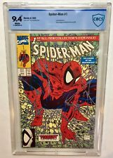 Spider-Man #1 (1990 Marvel) Lizard Appearance Todd Mcfarlane CBCS 9.4