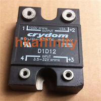 D1D12 Crydom Solid State Relay SSR DC-DC 10A 3-32VDC/5-220VDC 10A New