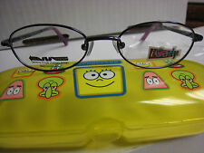 NICKELODEON NIC  I CARLY  Style CLICK in PURPLE  46-16-130  Eyeglass Frames