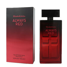 Always Red Perfume by Elizabeth Arden 3.3 / 3.4 oz / 100 ml EDT Spray New In Box
