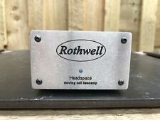Rothwell Headspace Moving Coil Headamp - RRP - £299